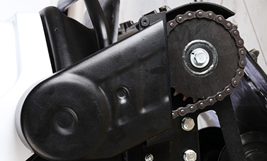 Rigid chain guard photo 1